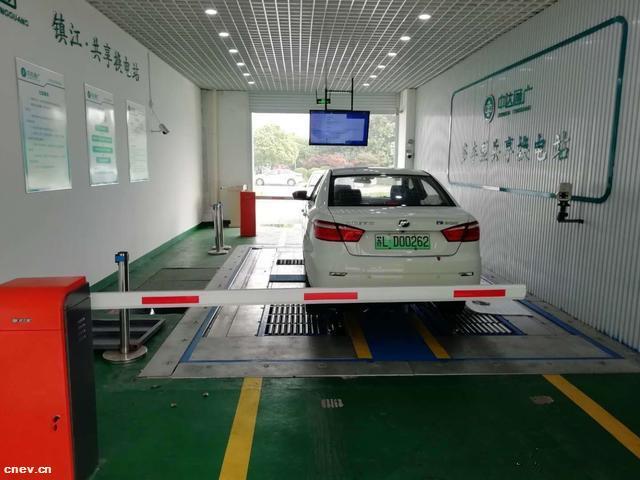 装备一司召开新能源汽车换电模式推广应用座谈会