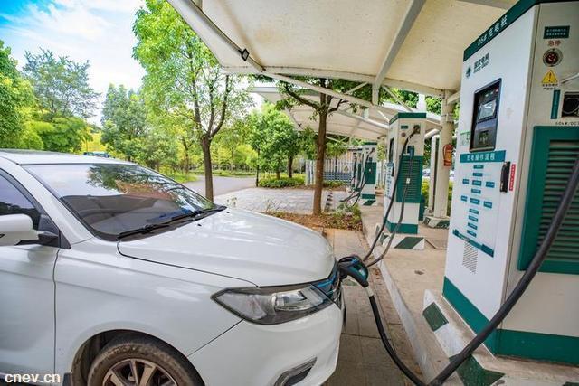 河南省在全国率先建立充电桩运营奖补机制 每年每桩奖补电量不超10万度