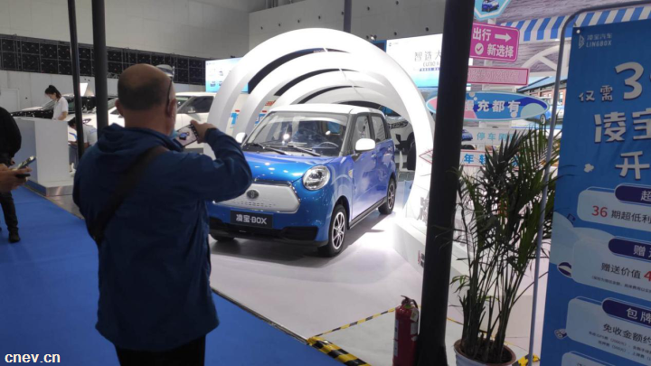 2020国际新能源和智能网联汽车展览会顺利举行 凌宝汽车借力使劲 异军突起