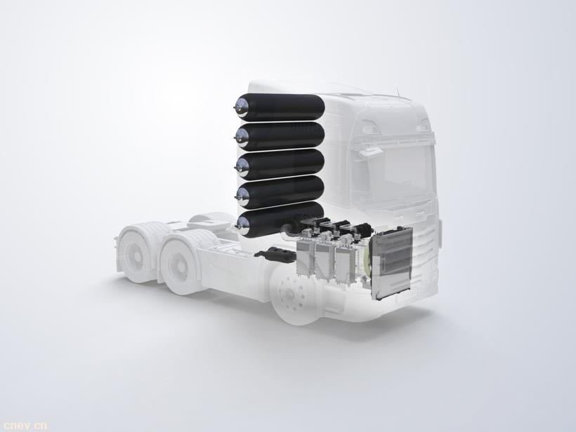 马勒与巴拉德合作开发商用车燃料电池