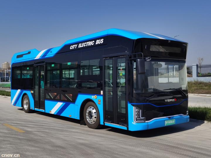 贺!野马汽车喜获首批新能源公交车政府大单