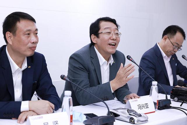 """冯兴亚:""""十四五""""期间智能网联新能源汽车将是广汽集团发展重点"""