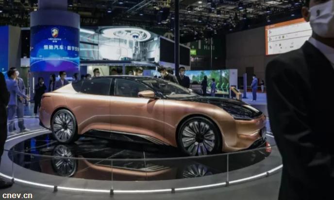 恒大:希望成为电动汽车巨头