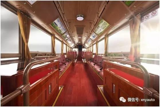 银隆铛铛车穿越时空 打造深圳流动风景线
