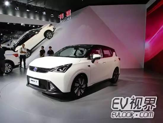 广汽传祺电动小型SUV——GE3将于6月上市