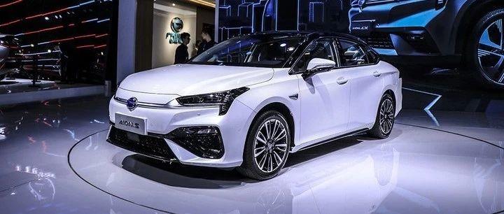 2019上海车展   新能源汽车盘点