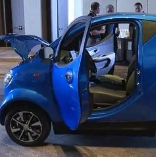 康迪两款电动车在美国上市 起售价低于2万美元