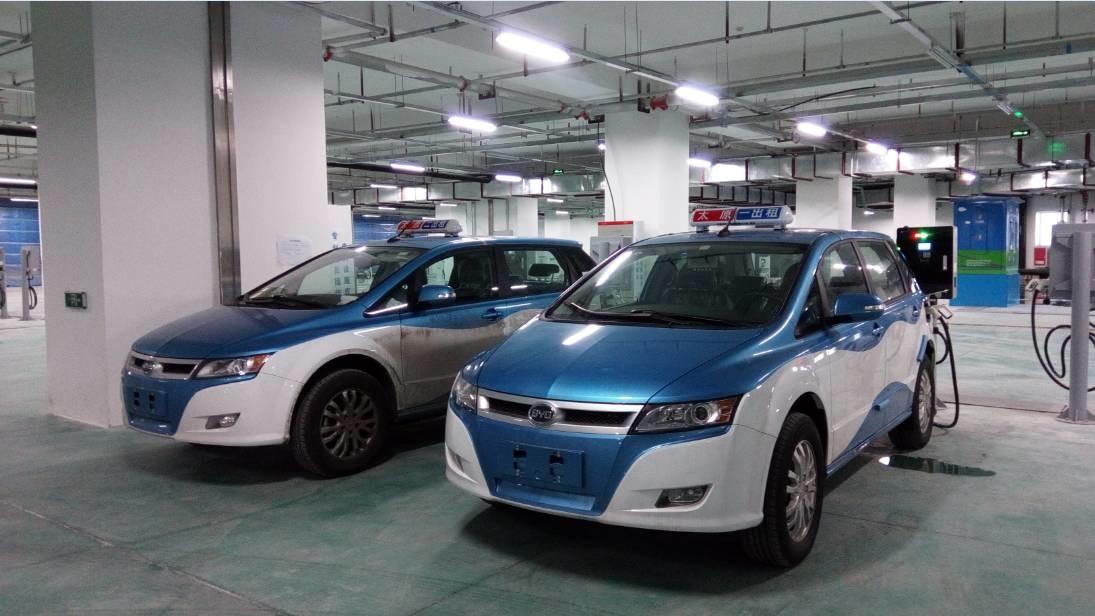 让电动汽车跑起来 五年内太原配建5万个充电桩