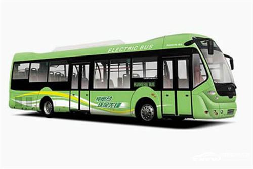 河南新能源客车最低补贴10万 推动节能减排