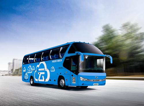 海格客车入选互联网与工业融合创新试点企业