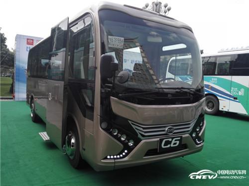 助力转型升级 比亚迪发布道路客运电动化解决方案