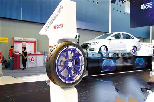 新能源汽车配套胎 将是万力发展的新方向