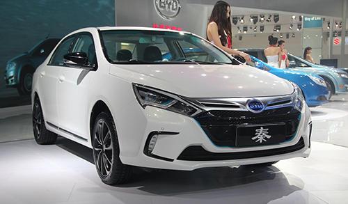 创中国汽车历史 比亚迪构造全球新能源版图
