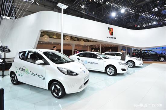 上汽150亿定增获证监会通过 转型新能源汽车