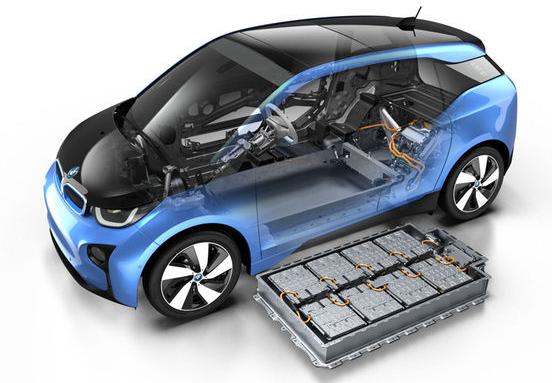 2017款宝马i3电池升级 续航达183公里
