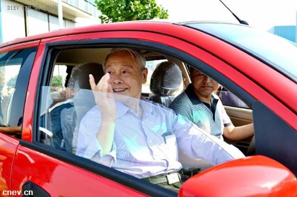 亚太电动车协会执委周鹤良:我为低速电动车叫个好