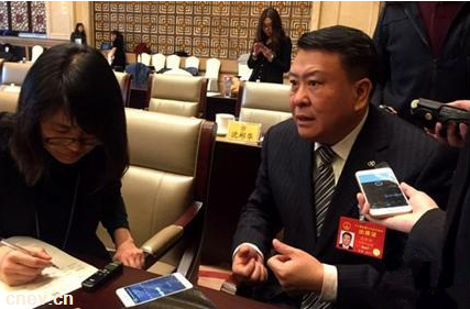 """徐和谊:北汽拟于6月底在京试点推出""""共享电动汽车"""""""