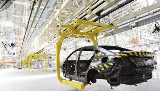 上海蓥30亿元新能源汽车项目落户湖北大冶