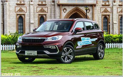 獵豹汽車1-6月銷量勁增40% 將推純電動SUV