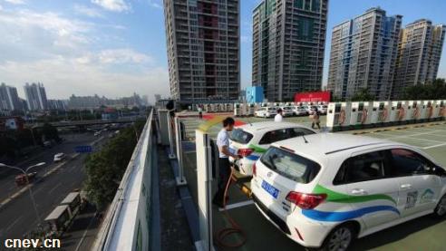 北京多措推广新能源汽车 已累计推广17万辆纯电动汽车