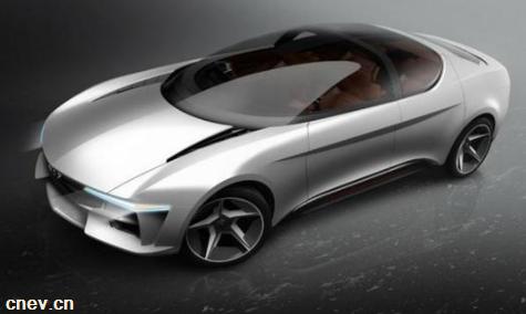 乔治亚罗与远景能源研发电动车 预告图发布