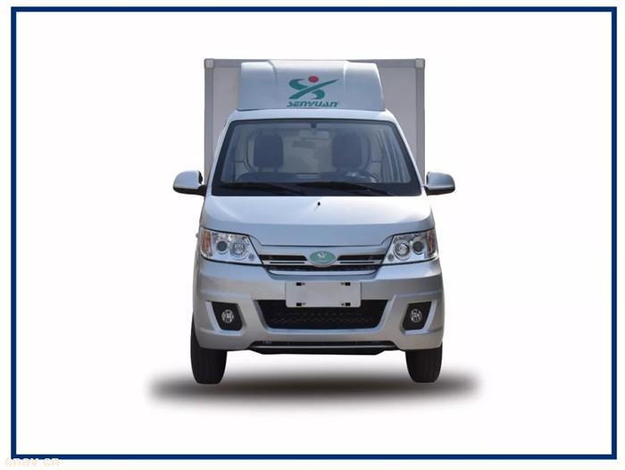 森源3T电动物流车上榜|第17批免购置税新能源车型目录发布