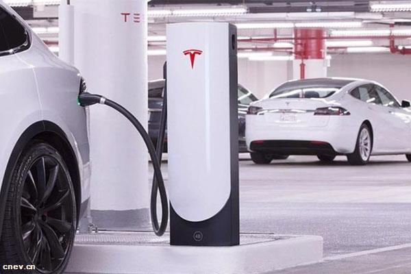 充电速率提升两倍 特斯拉将推新快充桩