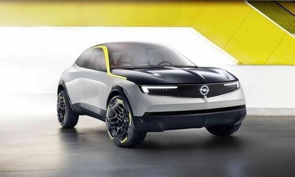 欧宝展示全新设计纯电动SUV概念车 命名..