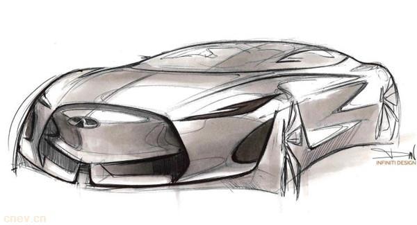 首次曝光!日产与英菲尼迪将推全新电动概念车发布