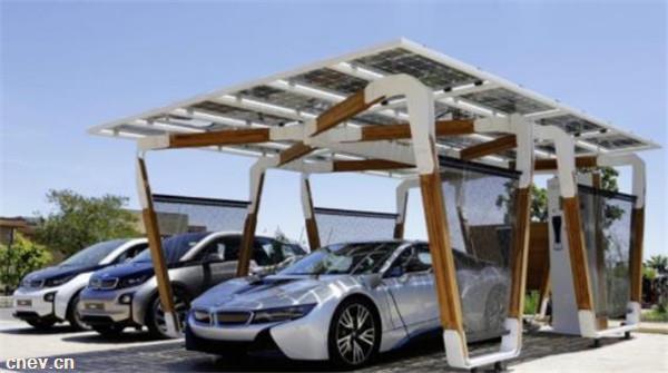 电动汽车充电难?无线充电或可以解决