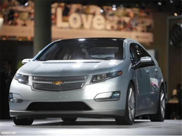 增程型电动汽车开创之作雪佛兰沃蓝达停产