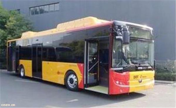 丹麥引入宇通E12純電動公交車 海外好評不斷