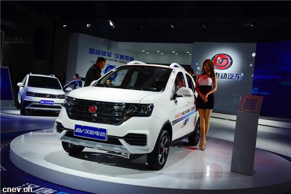 安全新标准,汉唐E710引领行业进阶新低速时代