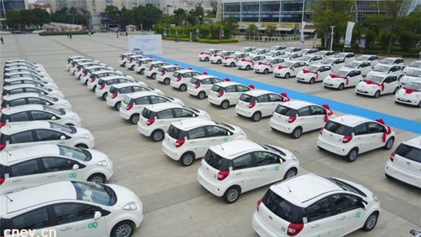 2月新能源汽车销量5.3万辆 同比增长53.6%
