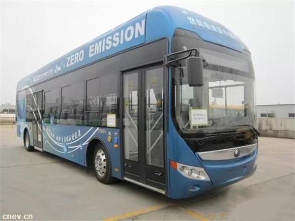 斯里兰卡计划购买宇通氢燃料电池公交车