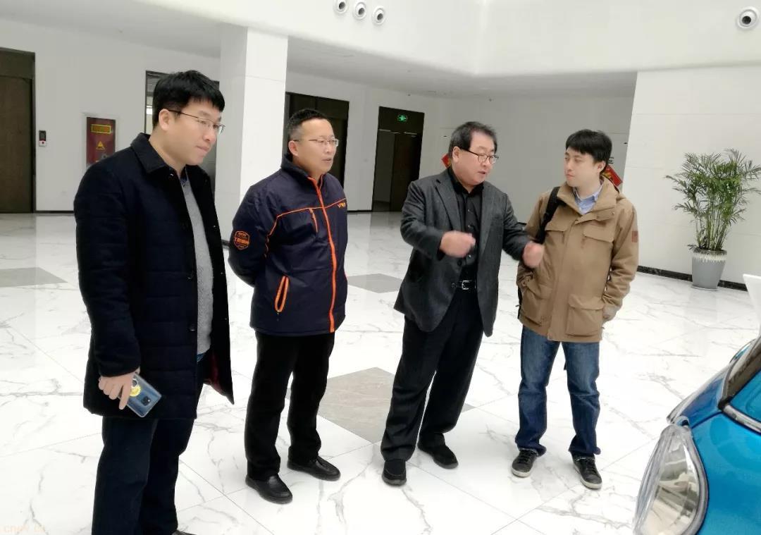 韩国翰林院院士大赞金彭轻量化技术 将合作..