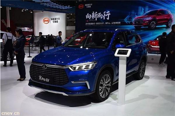 上海車展具有爆款潛質的10款新能源車,宋Pro、幾何A領銜!