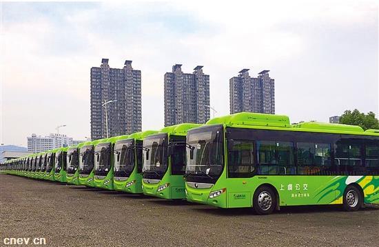 """四部門以獎代補、保留地補,新能源公交""""硬核""""政策來了"""