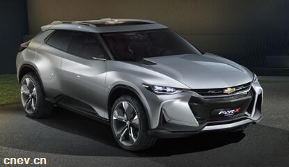 國產動力!雪佛蘭純電動SUV首次亮相:比概念車還好看