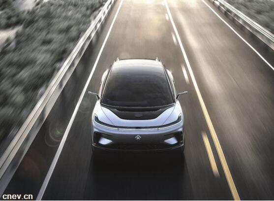 法拉第未来CEO毕福康:公司拥有业内最佳电力传动系统