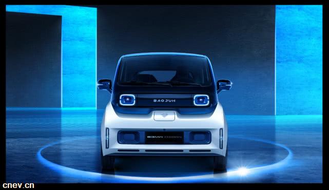 关注 | 新宝骏品牌首款新能源汽车