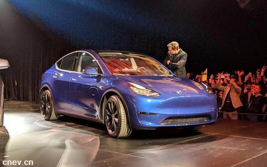 特斯拉Model Y提前投产,明年年中周产量将达千辆