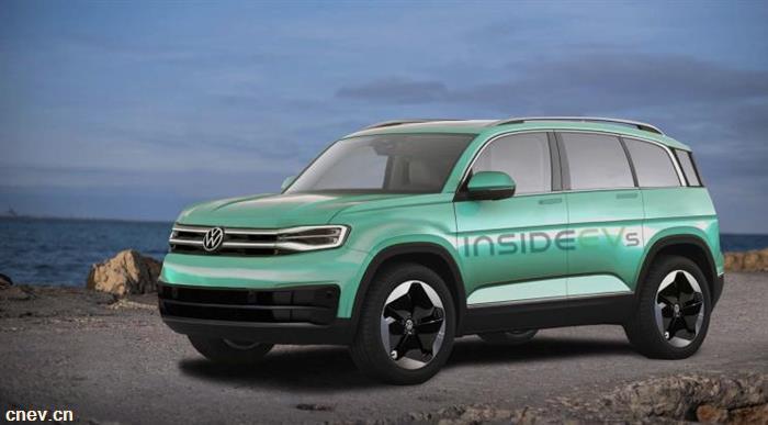 大众或将于2023年推出全新纯电动SUV