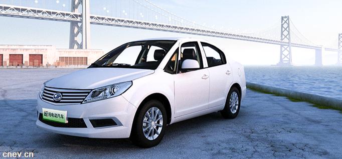 河南速達SA01BC純電動轎車獲歐盟認證