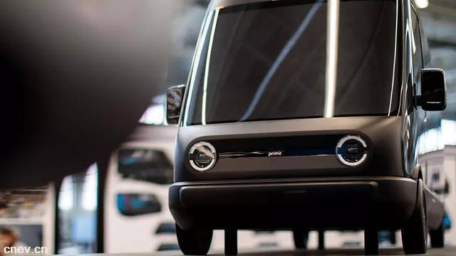 亞馬遜公布旗下電動貨車部分細節,目標年產10萬輛
