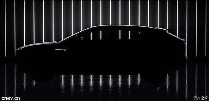 4月2日发布凯迪拉克纯电动SUV预告图