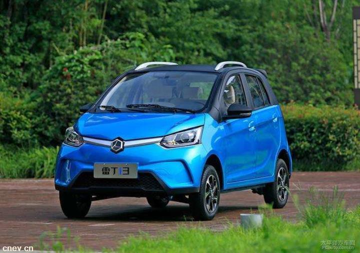 适合上班族通勤的8款纯电动汽车 价格可低至4万以内