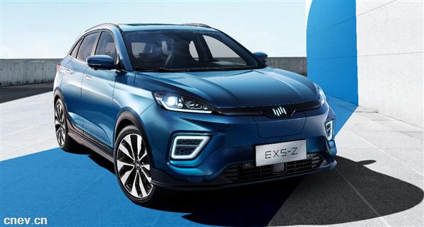 毛豆新车抢先布局新能源汽车 开售威马全新EX5-Z
