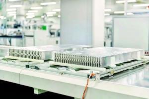 比亚迪刀片电池宣布与国际品牌合作 或将落户奥迪