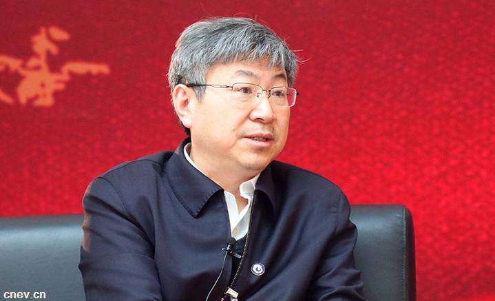 聚焦两会 丨 奇瑞汽车董事长尹同跃:建议取消新能源汽车正积分结转限制